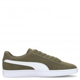 burnt olive-puma white-puma team gold