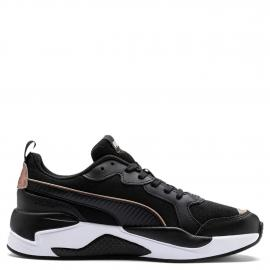 Puma Black-Rose Gold-Puma White