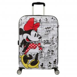 minnie comics white