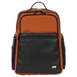copper orange black