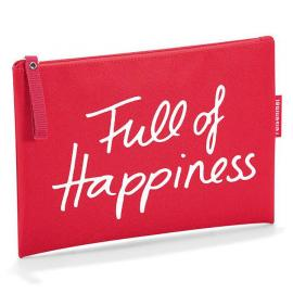 full of happiness