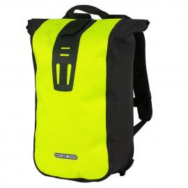 neon yellow black reflective