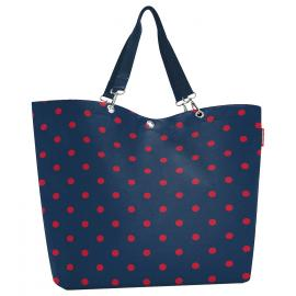 mixed dots red