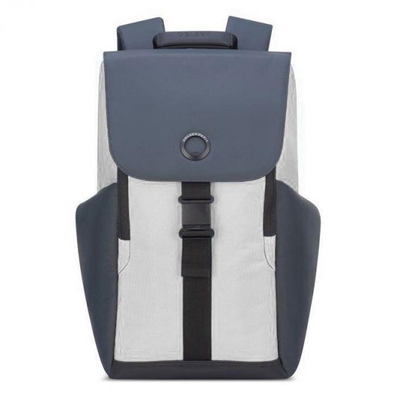 """DELSEY Securflap Laptop-Rucksack 15"""" 45,5 cm"""