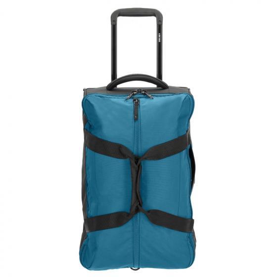 Egoa Rollenreisetasche 55 cm blau