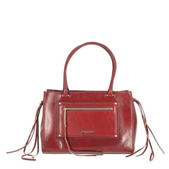 Consuma Handtasche 37 cm red