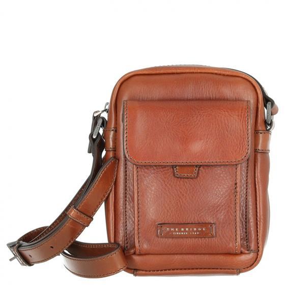 Capalbio Schultertasche 21 cm brown
