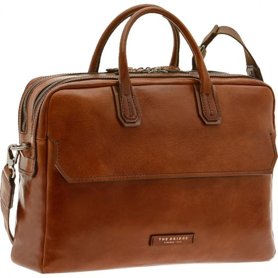Williamsburg Aktentasche Leder 42 cm brown