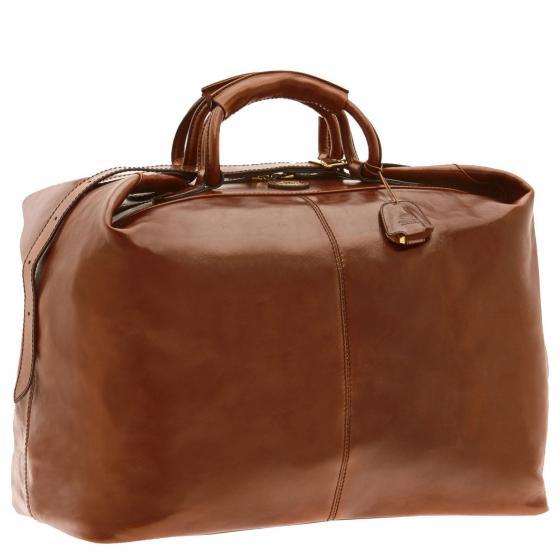 Story Viaggio Reisetasche Rindleder 50 cm marrone
