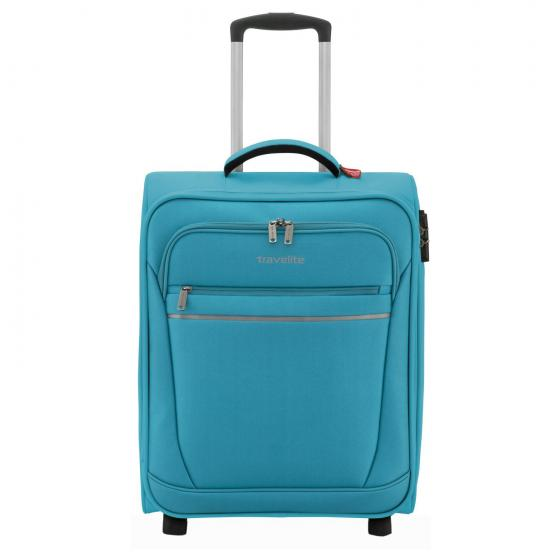 Cabin 2-Rollen-Kabinentrolley S 52 cm turquoise