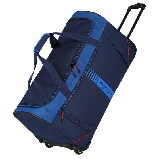 Basics Active 2-Rollenreisetasche 70 cm navy