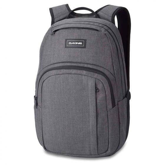 """Campus Rucksack mit Laptopfach 15"""" 47 cm 25 M carbon ii"""