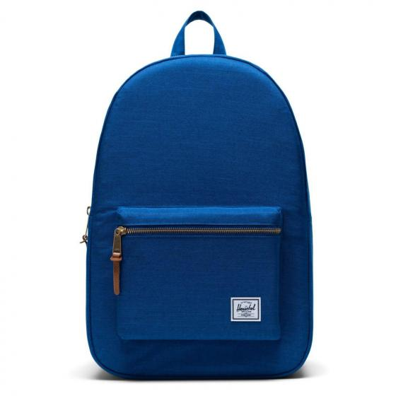 Settlement Backpack 45 cm monaco blue crosshatch