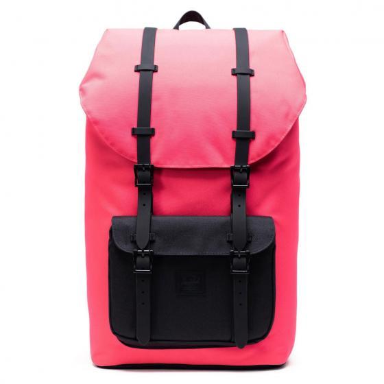 Little America Rucksack 25 L 49.5 cm neon pink black