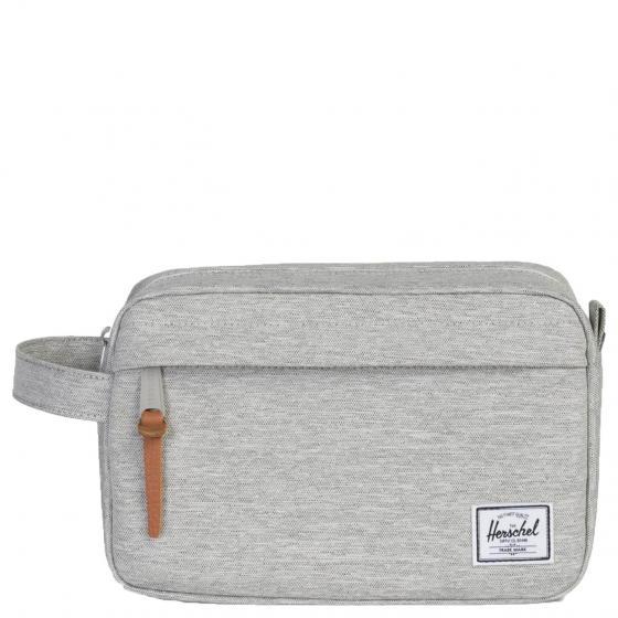 Chapter Travel Kit Kulturbeutel 24 cm light grey crosshatch