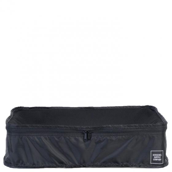 Packsystem 4-tlg. black tan