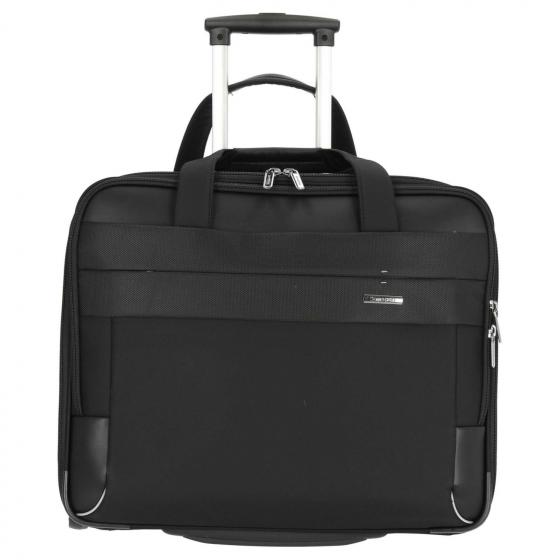 "Spectrolite 2.0 Rolling Tote Businesstrolley 17.3"" 49.5 cm black"