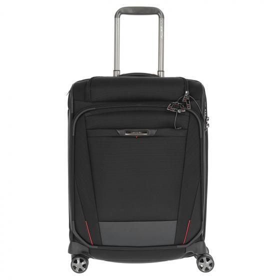 PRO-DLX 5 Toppocket 4-Rollen-Businesstrolley 56 cm black