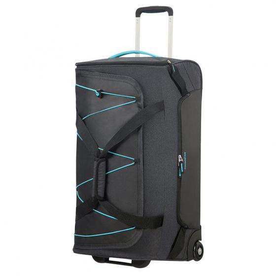 Road Quest 2-Rollenreisetasche M 67 cm grey turquoise