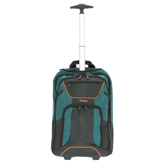"Kleur Laptop Backpack Rucksacktrolley 17.3"" 48 cm"