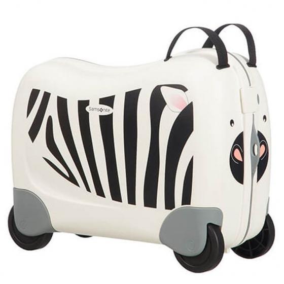 Dream Rider Disney 4-Rollen-KinderKabinentrolley 50 cm zebra zeno