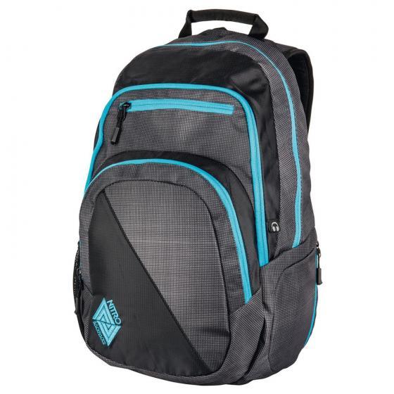 "Stash Laptop-Rucksack 49 cm 15"" blur blue trim"