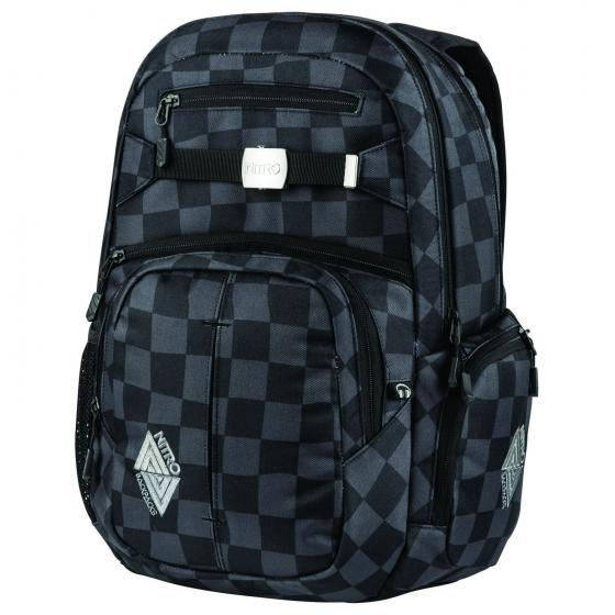 "Hero Laptop-Rucksack 52 cm 15"" checker"