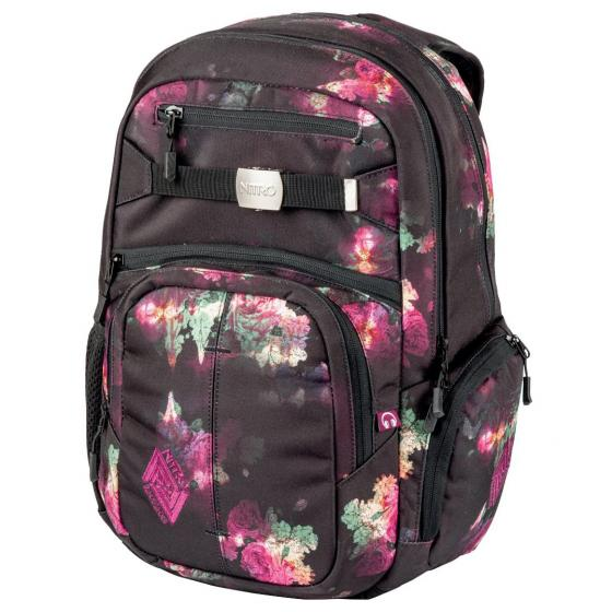 "Hero Laptop-Rucksack 52 cm 15"" black rose"