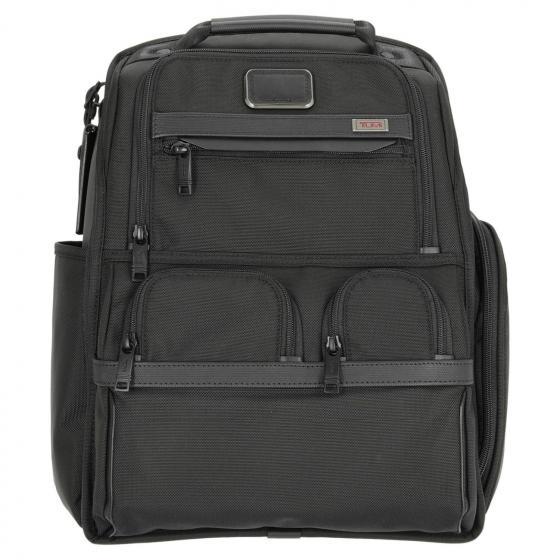 Alpha3 Compact Laptop Brief Rucksack 40.5 cm black