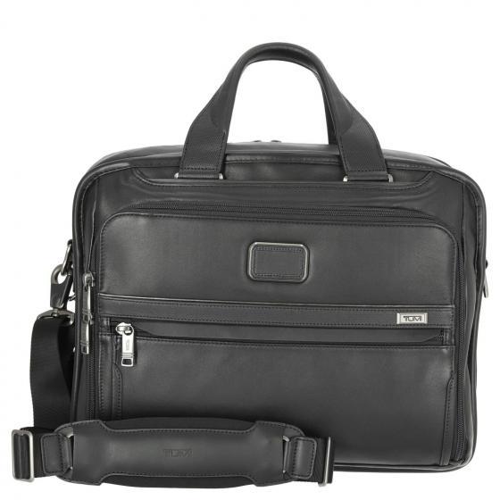 Alpha3 Organizer Brief Businesstasche 40 cm black