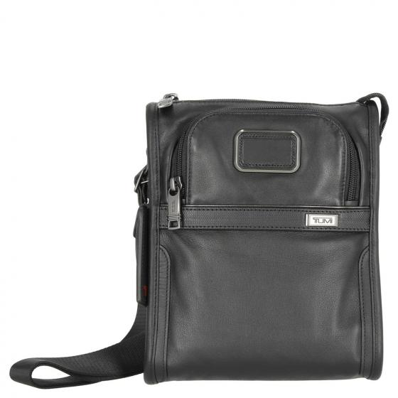 Alpha3 Pocket Bag S Leder Schultertasche 24 cm