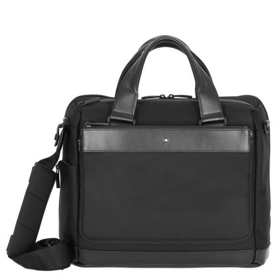 Nightflight Aktentasche mit 1 Hauptfach Mittelgroß 38 cm black