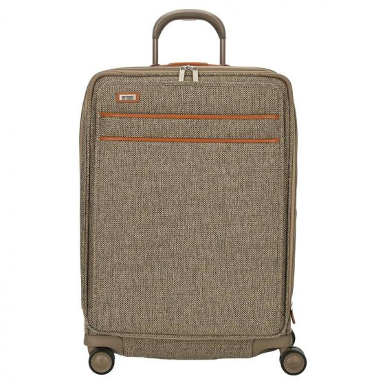 Tweed Legend 4-Rollen-Trolley 70 cm L erweiterbar natural tweed