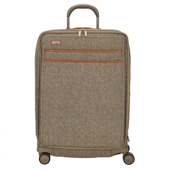 Tweed Legend 4-Rollen-Trolley 70 cm L erw. natural tweed