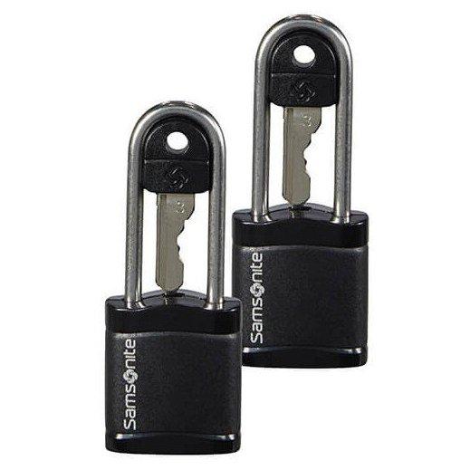 Key Lock X2 / Schloss black