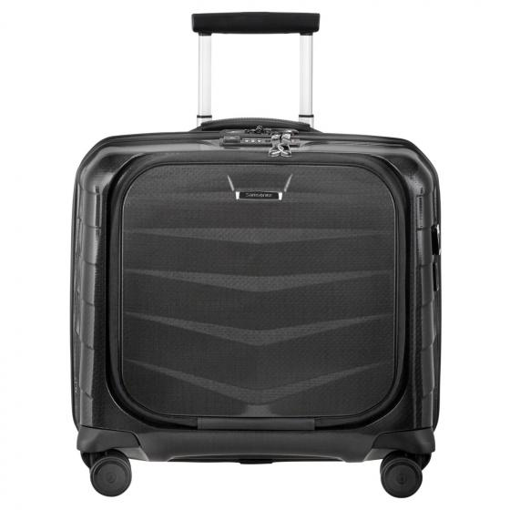 Lite-Biz 2-Rollen-Businesstrolley 44 cm black