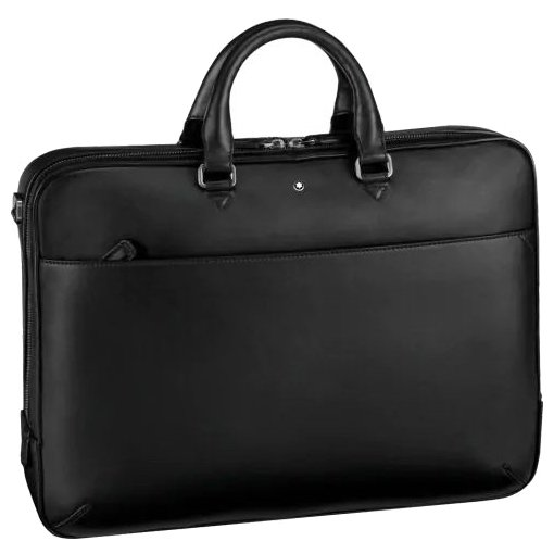 Meisterstück Urban Aktentasche mit Laptopfach 40 cm Medium black
