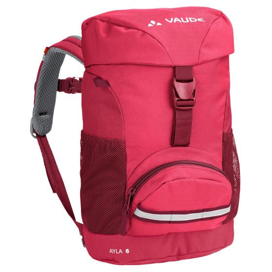 Ayla 6 Kinderrucksack 29 cm bright pink