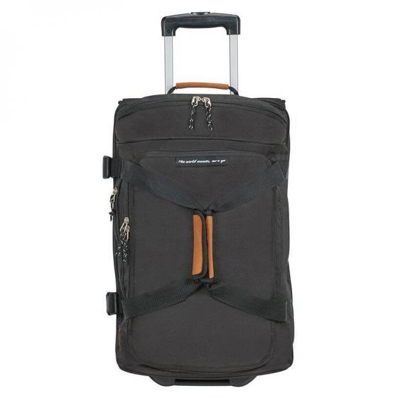 Alltrail 2-Rollenreisetasche S 55 cm black