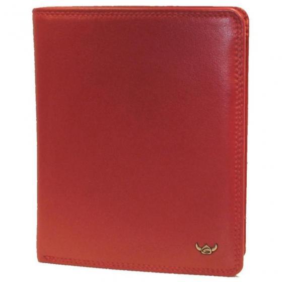 Polo Kombischeintasche 12,5 cm rot