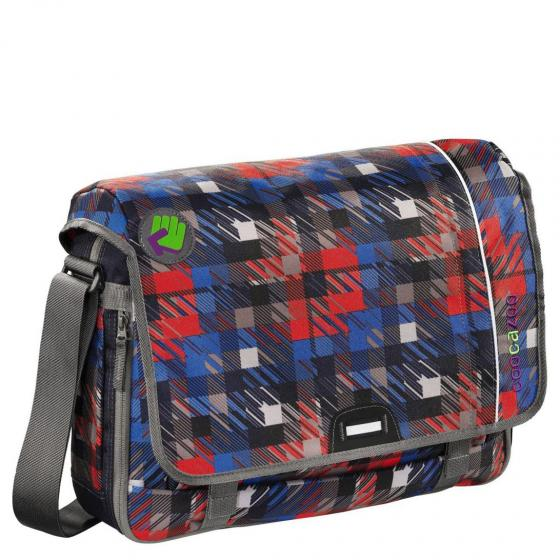 HangDang Schultertasche Dope Square Red