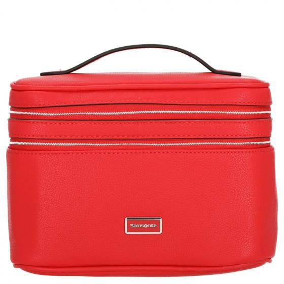 Karissa 2.0 DLX C.C. Beauty Case 23.5 cm classic red