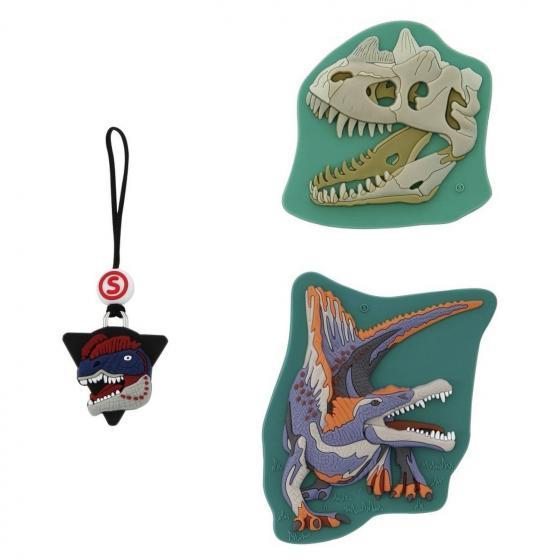"""Zubehör-Set """"Magic Mags"""" Schleich zum wechsel der Applikationen Spinosaurus"""