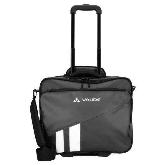 """New Islands Tuvana Piloten-Koffer mit 15.6"""" Laptopfach 44 cm black"""