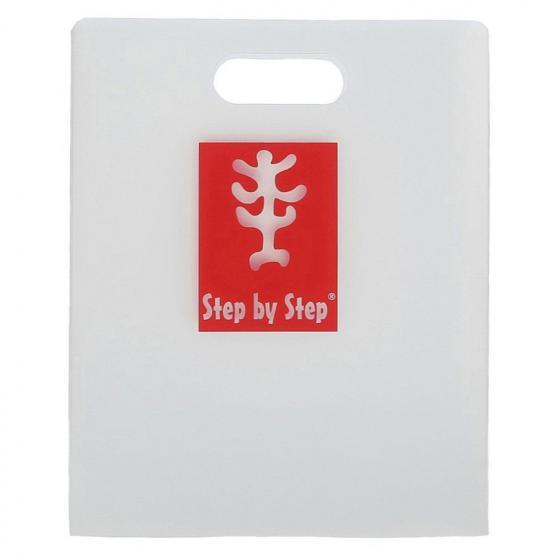 Zubehör Heftbox mit Griff transparent