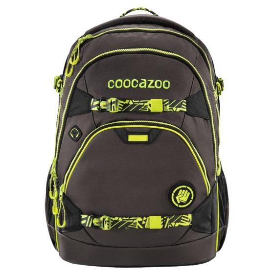 "ScaleRale Schulrucksack ""Tec Check"" inkl. Hüftgurt mit Power Pack ""Limited Edition"" 45 cm Tec Check"
