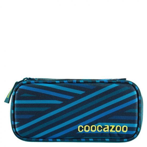 PencilDenzel Schlamperetui 24 cm Zebra Stripe Blue