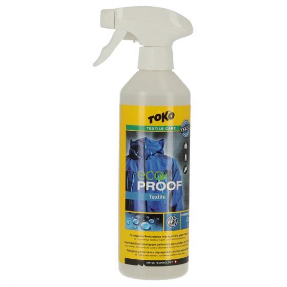 Eco Textile Proof Ökologisches Imprägnierspray 500 ml gelb
