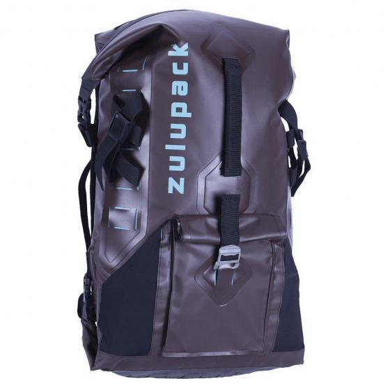 Addict Rucksack 27 L waterproof 55 cm brown