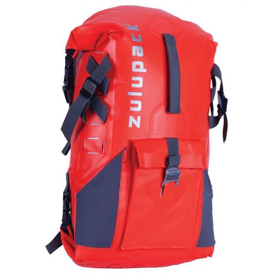 Addict Rucksack 27 l - waterproof 55 cm fluo orange